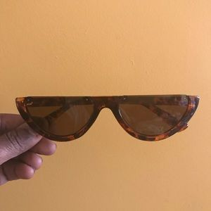Accessories - Half Moon Sunglasses